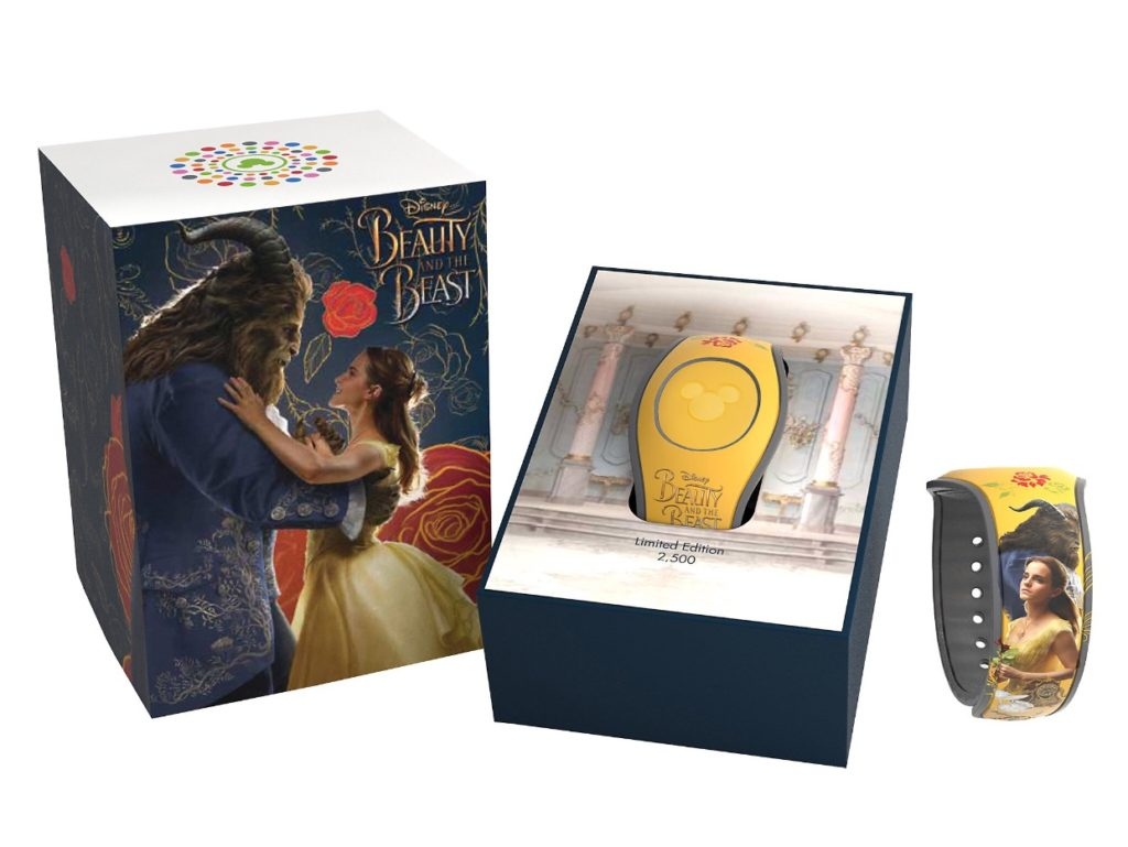 Beauty and the Beast MagicBand