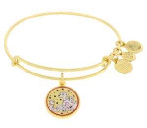 Gold 101 Dalmatians Alex and Ani Bracelet